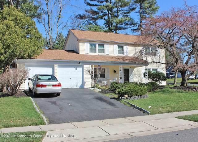 84 Ayrmont Lane, Aberdeen, NJ 07747 (MLS #22109729) :: Provident Legacy Real Estate Services, LLC