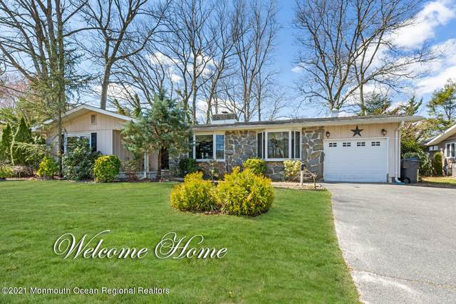 714 Viscount Drive, Toms River, NJ 08753 (MLS #22109736) :: The Ventre Team