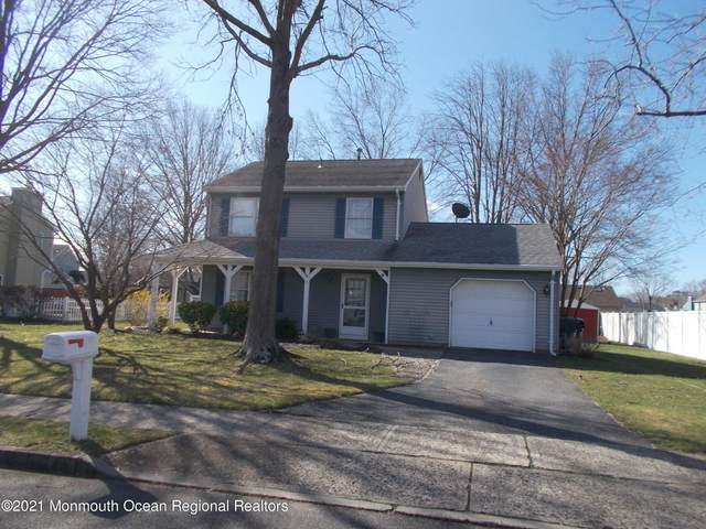6 Frede Drive, Brick, NJ 08724 (MLS #22109748) :: The Sikora Group