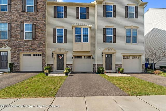 205 Mississippi Street #605, Toms River, NJ 08755 (MLS #22109828) :: The MEEHAN Group of RE/MAX New Beginnings Realty