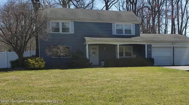 6 Forman Lane, Manalapan, NJ 07726 (MLS #22109847) :: Provident Legacy Real Estate Services, LLC