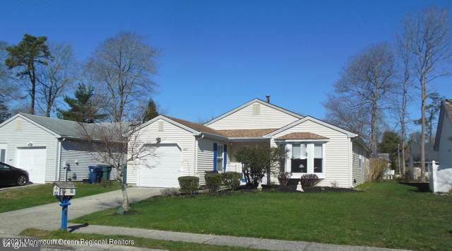 220 Lantern Place, Little Egg Harbor, NJ 08087 (MLS #22109875) :: William Hagan Group