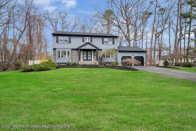 18 Friar Lane, Englishtown, NJ 07726 (MLS #22109909) :: The CG Group | RE/MAX Revolution