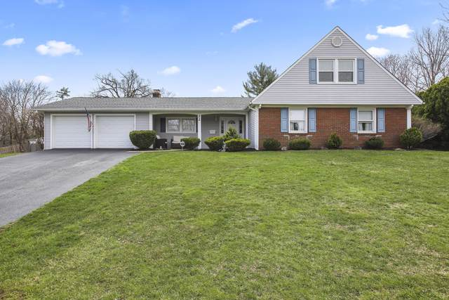 22 Brentwood Road, Matawan, NJ 07747 (MLS #22109954) :: Provident Legacy Real Estate Services, LLC