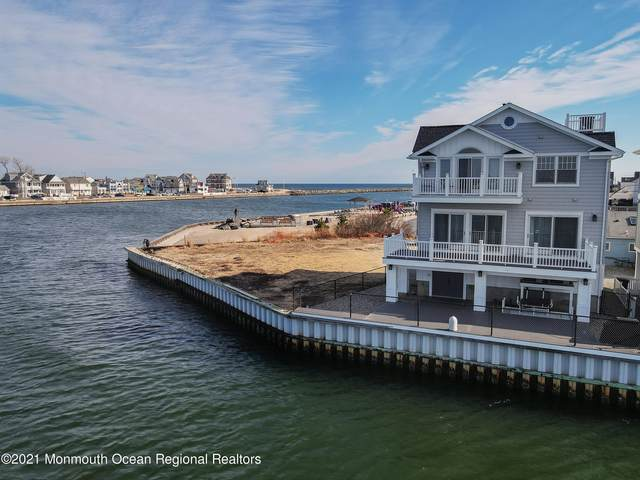 45 Inlet Drive, Point Pleasant Beach, NJ 08742 (MLS #22109986) :: The Ventre Team
