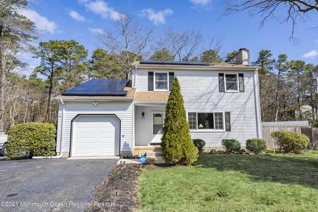 332 Manhattan Avenue, Bayville, NJ 08721 (MLS #22110049) :: Provident Legacy Real Estate Services, LLC