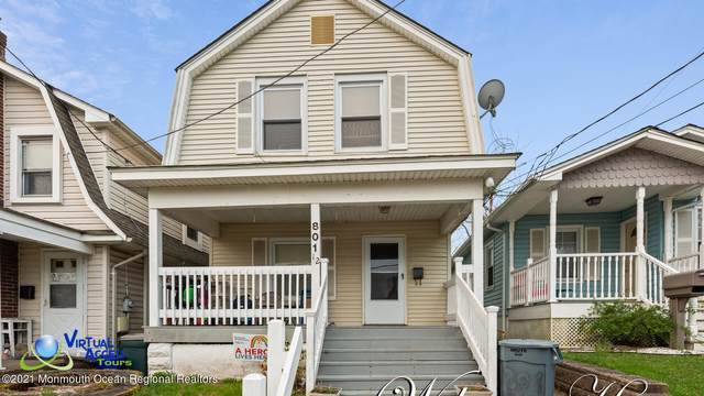 801 1/2 4th Avenue, Neptune City, NJ 07753 (MLS #22110078) :: The Dekanski Home Selling Team