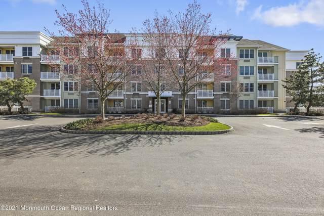 55 Melrose Terrace #409, Long Branch, NJ 07740 (#22110169) :: Rowack Real Estate Team