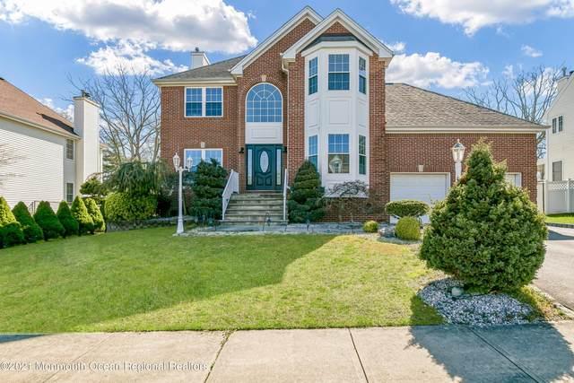 39 Violet Circle, Howell, NJ 07731 (MLS #22110185) :: Provident Legacy Real Estate Services, LLC