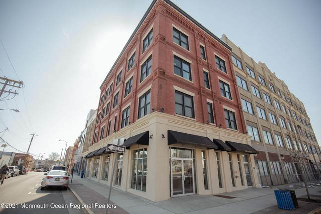 700 Mattison Avenue #102, Asbury Park, NJ 07712 (MLS #22110200) :: The MEEHAN Group of RE/MAX New Beginnings Realty