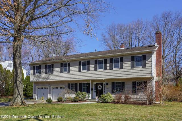 345 Fair Haven Road, Fair Haven, NJ 07704 (MLS #22110210) :: William Hagan Group