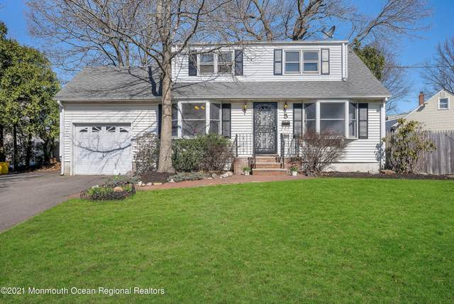 5 Ellwood Road, East Brunswick, NJ 08816 (MLS #22110215) :: The MEEHAN Group of RE/MAX New Beginnings Realty