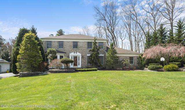 4 Overlook Drive, Jackson, NJ 08527 (MLS #22110258) :: The DeMoro Realty Group | Keller Williams Realty West Monmouth