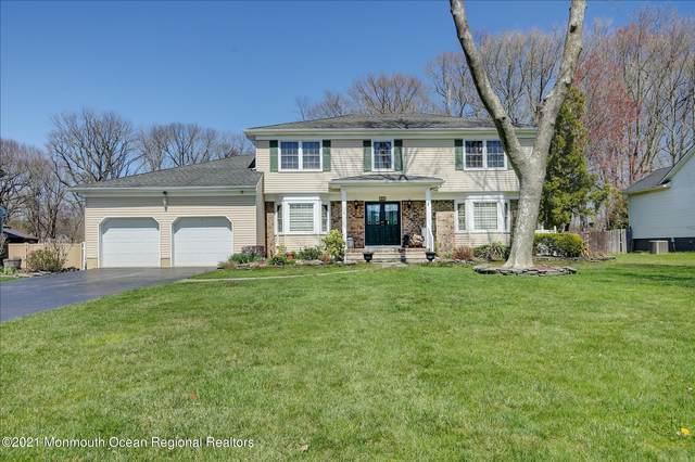 34 Thomas Drive, Manalapan, NJ 07726 (MLS #22110267) :: Provident Legacy Real Estate Services, LLC