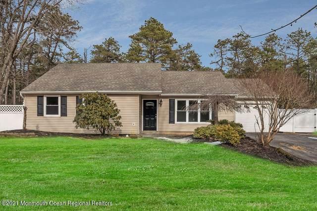 1360 Tuckerton Avenue, Whiting, NJ 08759 (MLS #22110326) :: Kiliszek Real Estate Experts