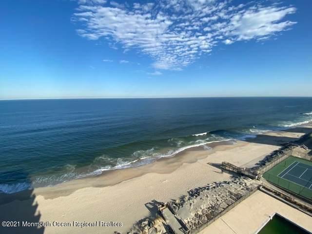 55 Ocean Avenue 12L, Monmouth Beach, NJ 07750 (MLS #22110329) :: Team Gio   RE/MAX