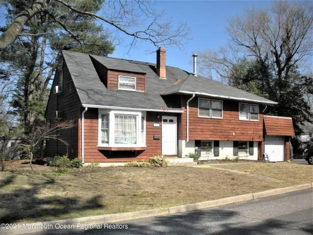 67 Maplewood Drive, Middletown, NJ 07748 (MLS #22110333) :: William Hagan Group