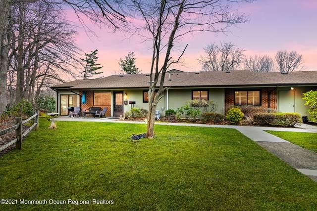 52 Ellsworth Court, Red Bank, NJ 07701 (MLS #22110364) :: Provident Legacy Real Estate Services, LLC