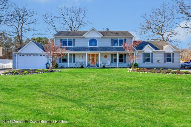 347 Northern Boulevard, Bayville, NJ 08721 (MLS #22110381) :: Provident Legacy Real Estate Services, LLC
