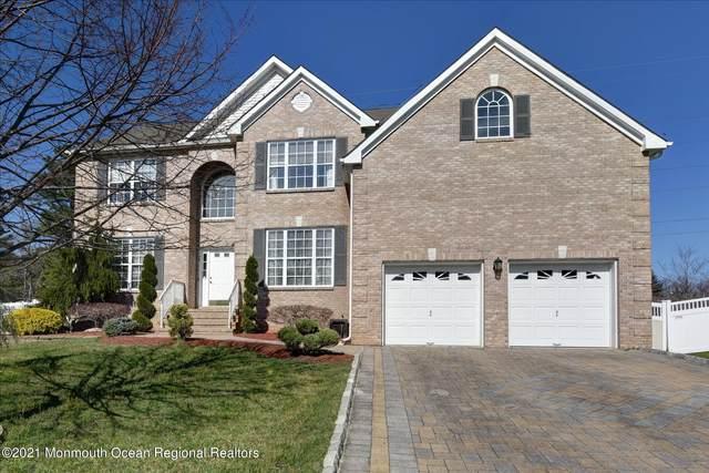10 Ellis Court, Morganville, NJ 07751 (MLS #22110395) :: The DeMoro Realty Group | Keller Williams Realty West Monmouth