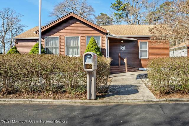 124 Woodland Drive, Brick, NJ 08723 (MLS #22110415) :: Kiliszek Real Estate Experts