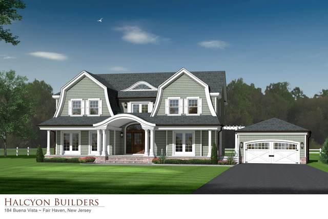 184 Buena Vista Avenue, Fair Haven, NJ 07704 (MLS #22110434) :: Corcoran Baer & McIntosh