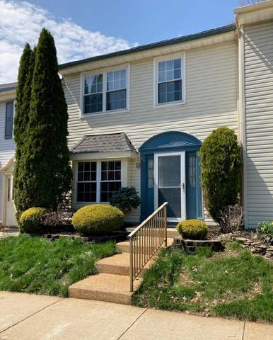 55 Kensington Court Unit #7, Freehold, NJ 07728 (MLS #22110480) :: The CG Group | RE/MAX Revolution