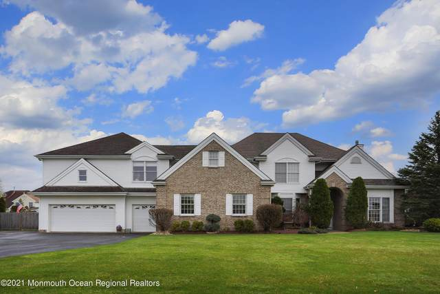 68 Polo Club Drive, Freehold, NJ 07728 (MLS #22110509) :: Kiliszek Real Estate Experts