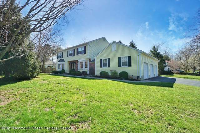 295 Oak Hill Road, Middletown, NJ 07748 (MLS #22110515) :: The DeMoro Realty Group | Keller Williams Realty West Monmouth