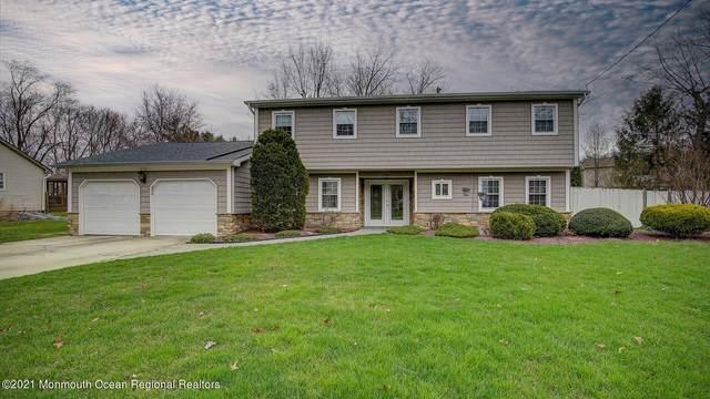 4 Sudbury Road, Morganville, NJ 07751 (MLS #22110539) :: The DeMoro Realty Group | Keller Williams Realty West Monmouth