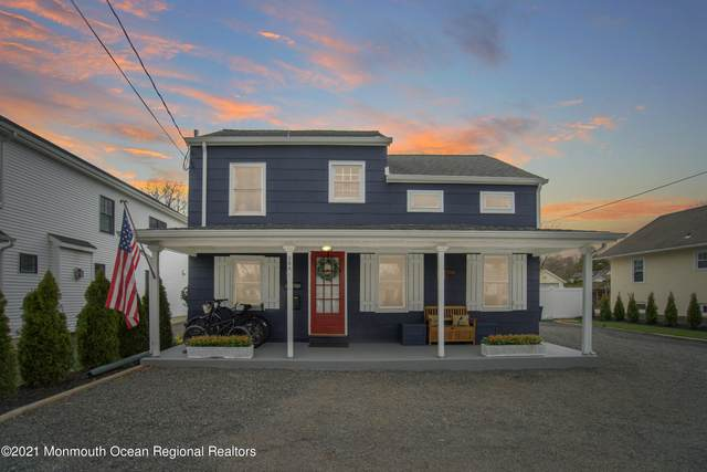 384 Prospect Avenue, Little Silver, NJ 07739 (#22110540) :: Nexthome Force Realty Partners