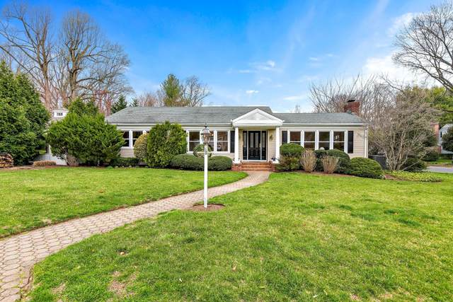 35 Hillside Place, Fair Haven, NJ 07704 (MLS #22110544) :: The MEEHAN Group of RE/MAX New Beginnings Realty