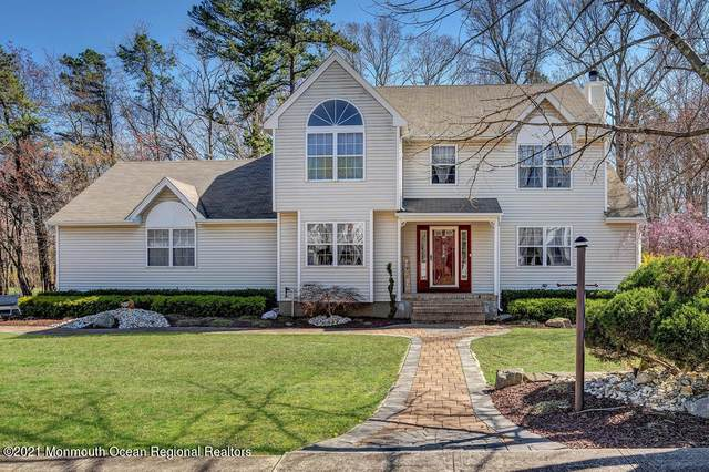 11 Mimosa Court, Jackson, NJ 08527 (MLS #22110548) :: William Hagan Group