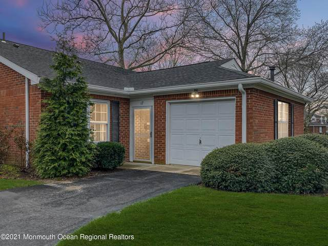 17 Dogwood Court, Spring Lake Heights, NJ 07762 (MLS #22110564) :: Caitlyn Mulligan with RE/MAX Revolution