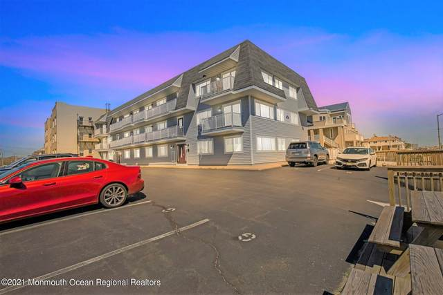 201 Ocean Avenue #6, Bradley Beach, NJ 07720 (MLS #22110571) :: The MEEHAN Group of RE/MAX New Beginnings Realty