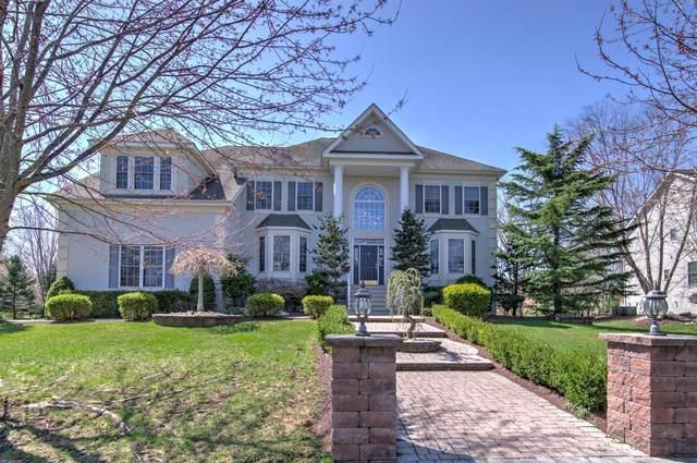 55 Rutledge Road, Marlboro, NJ 07746 (MLS #22110583) :: The DeMoro Realty Group   Keller Williams Realty West Monmouth