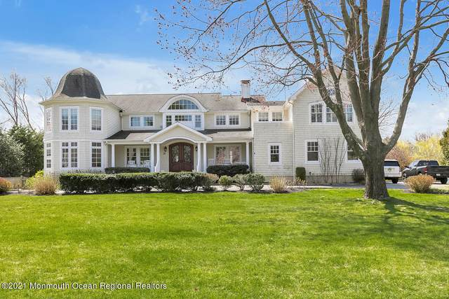 30 Riverside Drive, Rumson, NJ 07760 (MLS #22110631) :: The MEEHAN Group of RE/MAX New Beginnings Realty