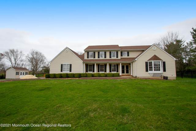 19 Red Hawk Road S, Colts Neck, NJ 07722 (MLS #22110699) :: Team Gio | RE/MAX