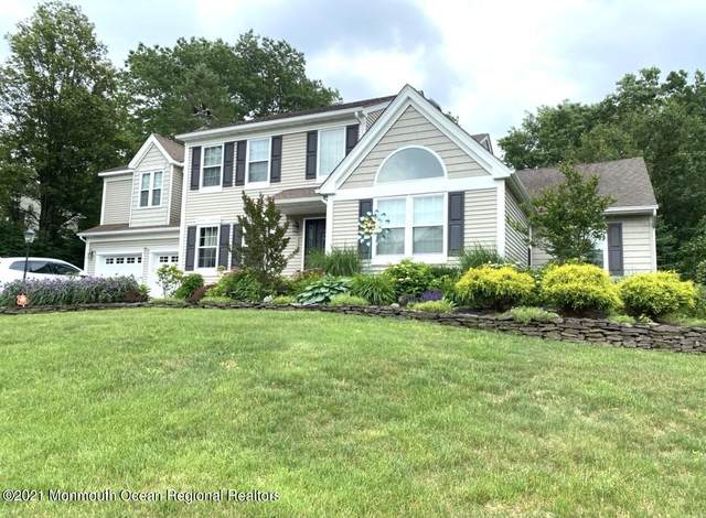 128 Grande Woodlands Way, Toms River, NJ 08755 (MLS #22110717) :: The DeMoro Realty Group | Keller Williams Realty West Monmouth