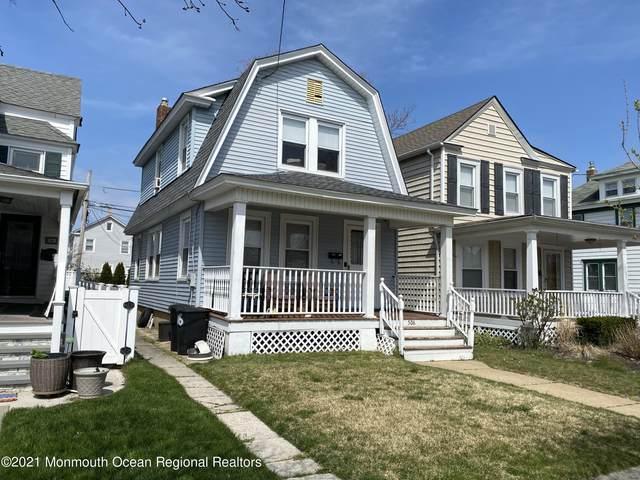 506 Mccabe Avenue, Bradley Beach, NJ 07720 (MLS #22110720) :: The DeMoro Realty Group | Keller Williams Realty West Monmouth
