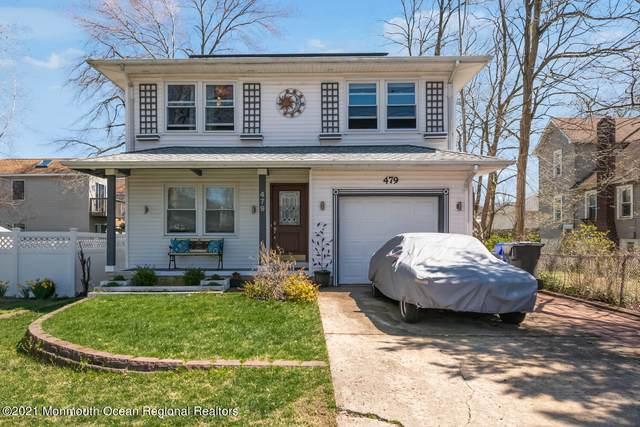 479 Fairfield Avenue, Brick, NJ 08723 (MLS #22110721) :: Team Pagano