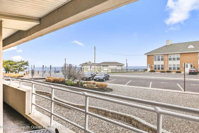 525 Ocean Boulevard #106, Long Branch, NJ 07740 (MLS #22110762) :: Halo Realty