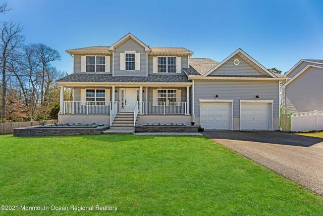 55 Bridle Path, Bayville, NJ 08721 (MLS #22110765) :: The MEEHAN Group of RE/MAX New Beginnings Realty