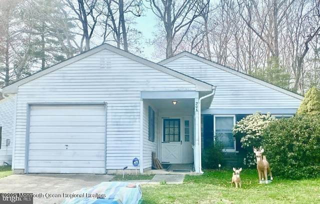 206 Yorktowne Drive, Little Egg Harbor, NJ 08087 (MLS #22110778) :: The MEEHAN Group of RE/MAX New Beginnings Realty