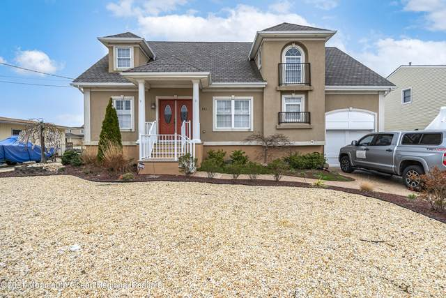 831 Tiller Drive, Forked River, NJ 08731 (MLS #22110789) :: The MEEHAN Group of RE/MAX New Beginnings Realty