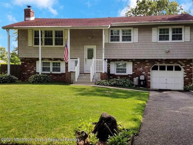 275 Lynne Lane W, Toms River, NJ 08755 (MLS #22110815) :: The Sikora Group