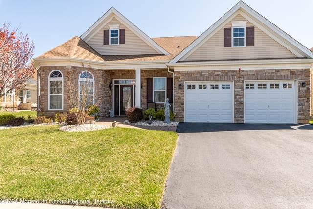 132 Masters Drive, Monroe, NJ 08831 (MLS #22110829) :: Halo Realty