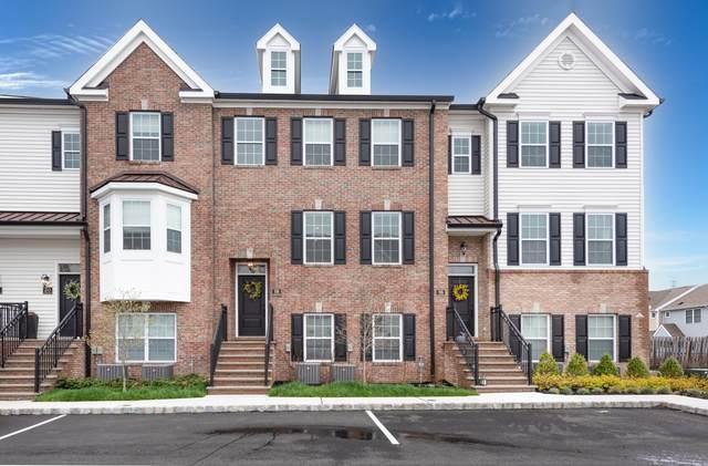 18 River Street, Red Bank, NJ 07701 (MLS #22110903) :: The Dekanski Home Selling Team