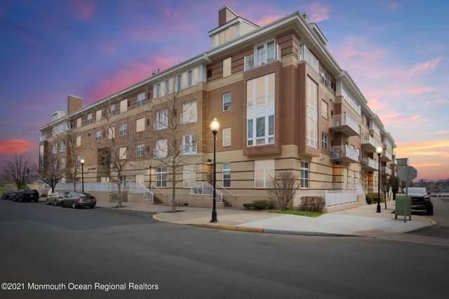 368 Rector Street #421, Perth Amboy, NJ 08862 (MLS #22110917) :: The MEEHAN Group of RE/MAX New Beginnings Realty
