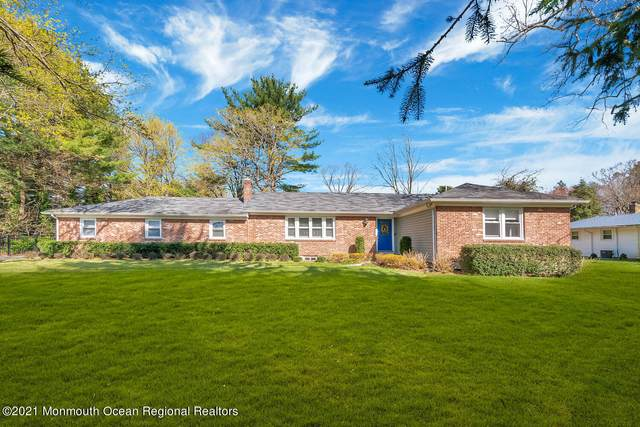 407 Rumson Road, Little Silver, NJ 07739 (MLS #22110935) :: The CG Group | RE/MAX Revolution